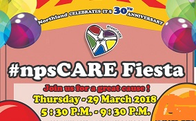 #npsCARE Fiesta, 29 March 2018